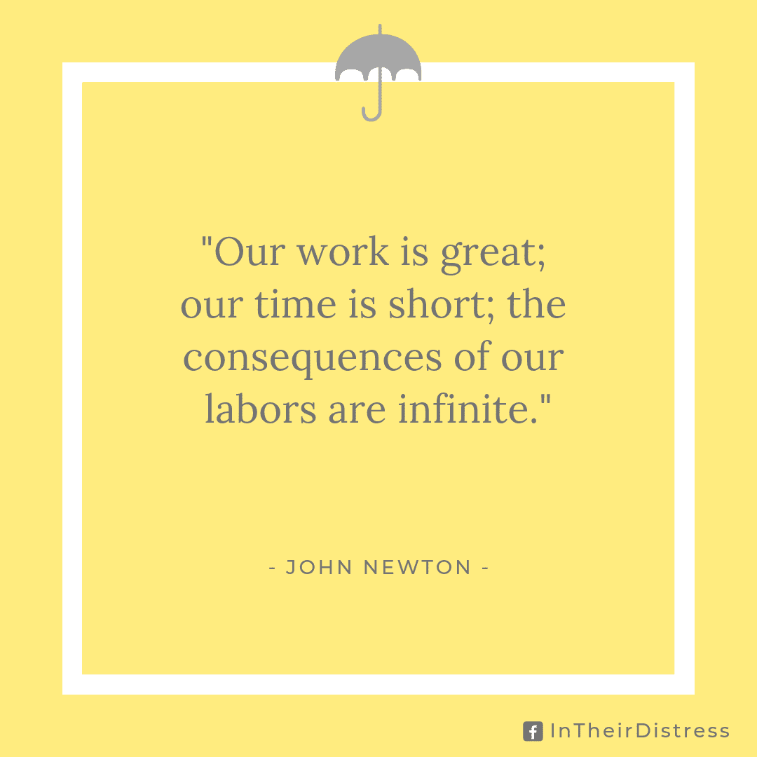 Quote by John Newton