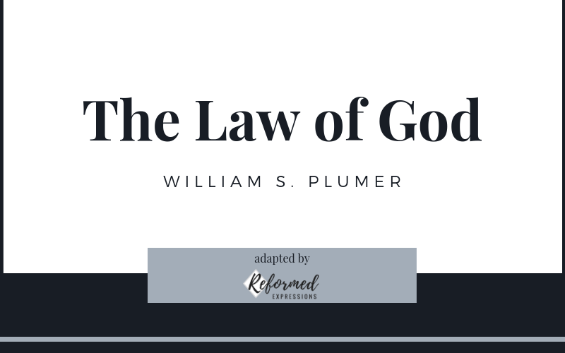 "Featured image for ""The Law of God"""