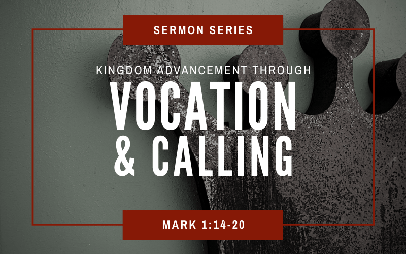 "Featured image for ""Kingdom Advancement Through Vocation & Calling"" blog post"