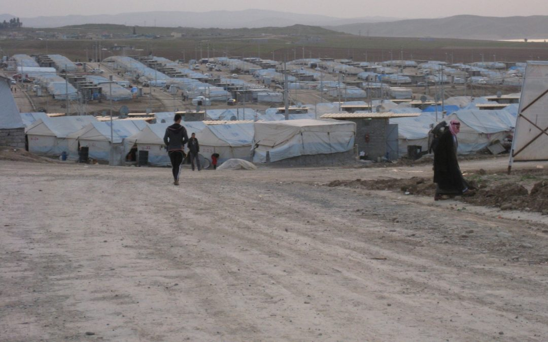 An Uncertain Future For The Stateless Orphans Of Yazidi Sex Slaves